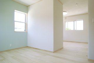 子供室 - ナチュラルテイストな健康住宅 - 山田建築店