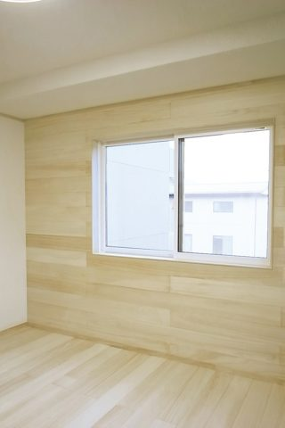 寝室 - ナチュラルテイストな健康住宅 - 山田建築店