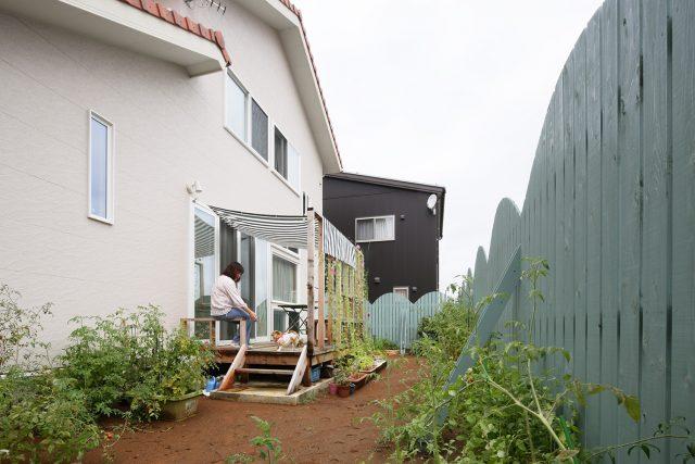 庭 - ペットと暮らす住まい - 山田建築店