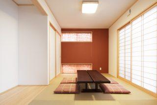 和室 - 開放感を生み出す住まい - 山田建築店