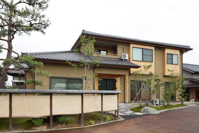 外観 - 3世代をつなぐ住まい - 山田建築店