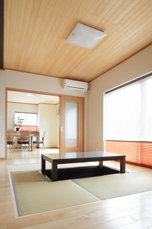 和室 - 3世代をつなぐ住まい - 山田建築店