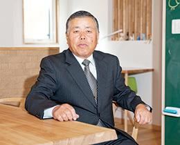 有限会社 山田建築店 代表取締役社長 山田 昭雄